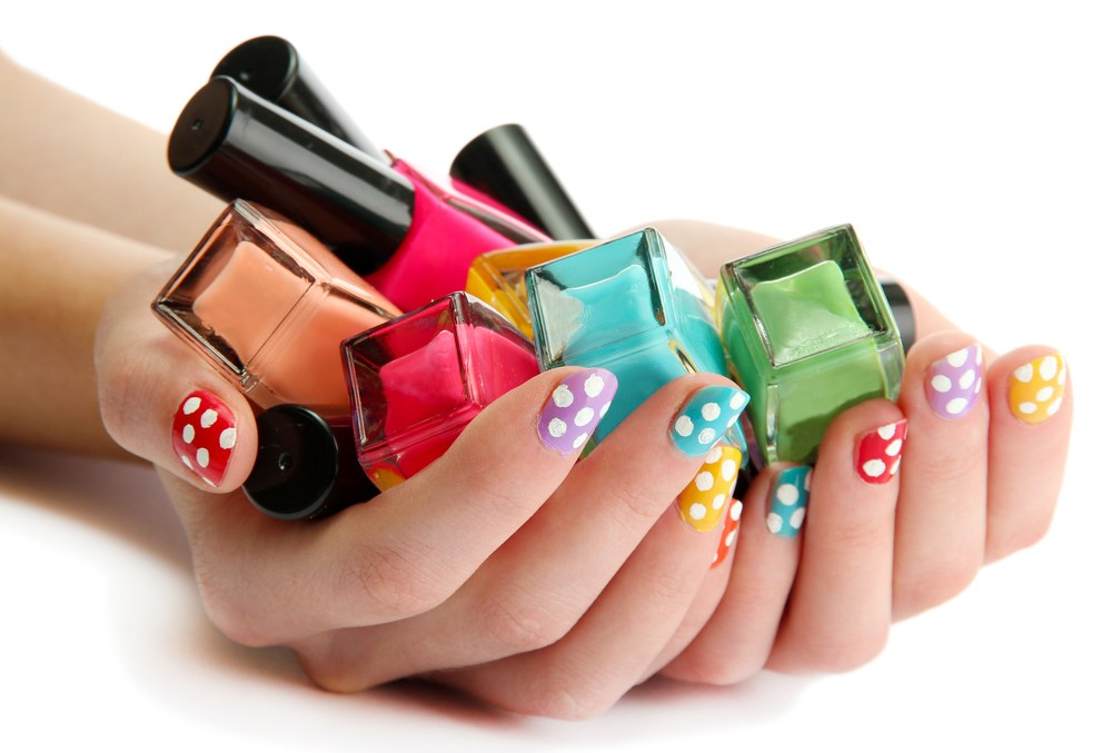Design Your Own Nail Polish Cosbeauty