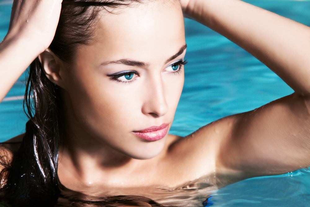 Deep hydration with Skinboosters