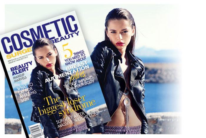 Latest online issue of Cosmetic Surgery and Beauty Magazine reaches 100,000 + views!