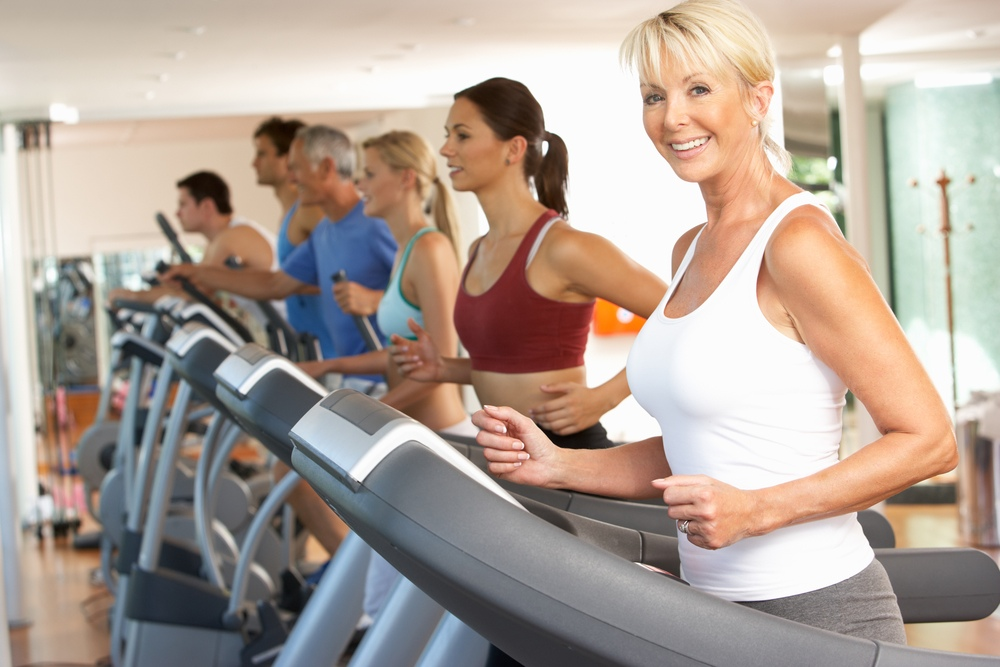 fitness for anti-ageing