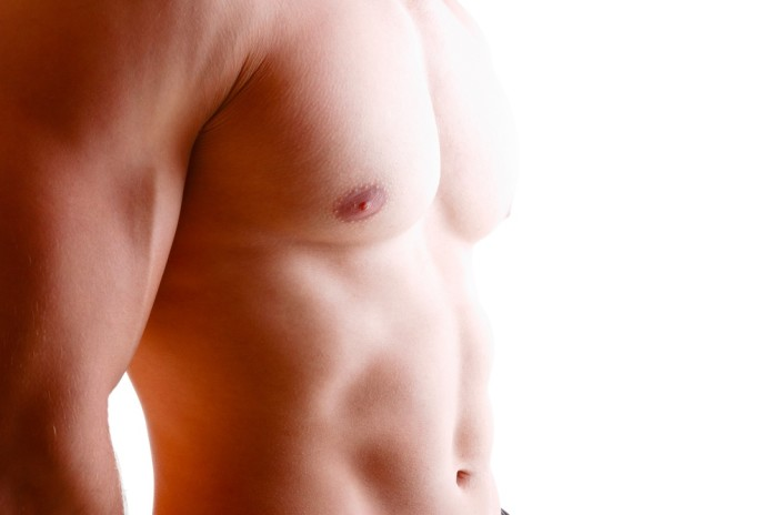 Male breast tissue reduction